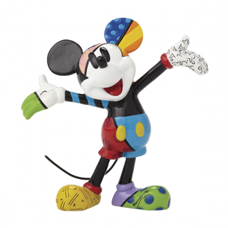 Britto Disney - Mickey Mouse Arms Out Figurine (H 8cm)