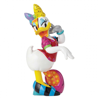 Britto Disney - Daisy Duck Figurine Large