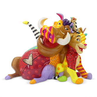 Britto Disney - The Lion King Figurine Medium
