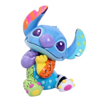 Britto Disney - Mini Figurine Stitch