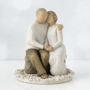 Willow Tree - Anniversary Cake Topper - 26453