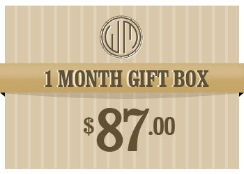 $87 Whisky Master Gift Box (1 Month)
