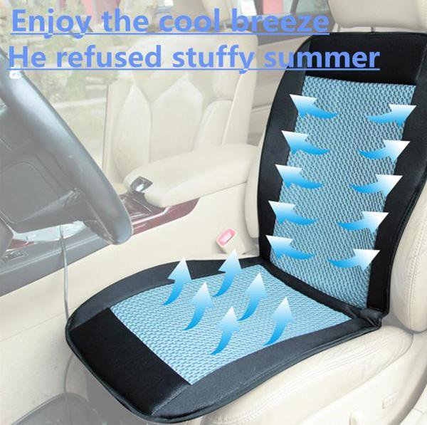 Cooling Car Seat Cushion 2 Hover To Zoom