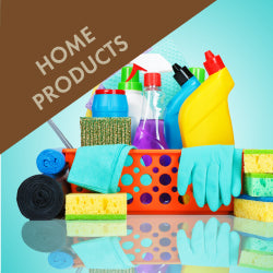Home Products, Candles & Paperware