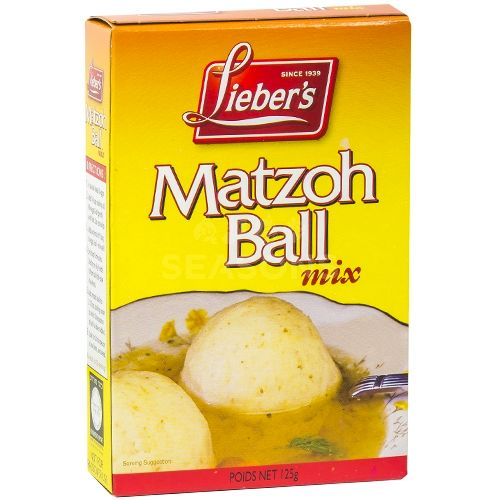 Liebers Matzoh Ball Mix 125G