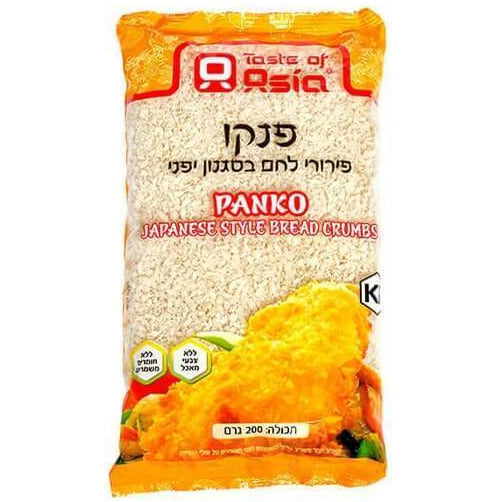Taste Of Asia Panko Breadcrumbs 200Gr