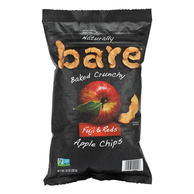 Bare Apple Chips 397G