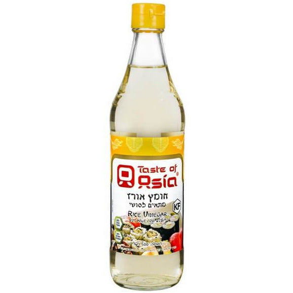 Taste Of Asia Sushi Rice Vinegar 500Ml