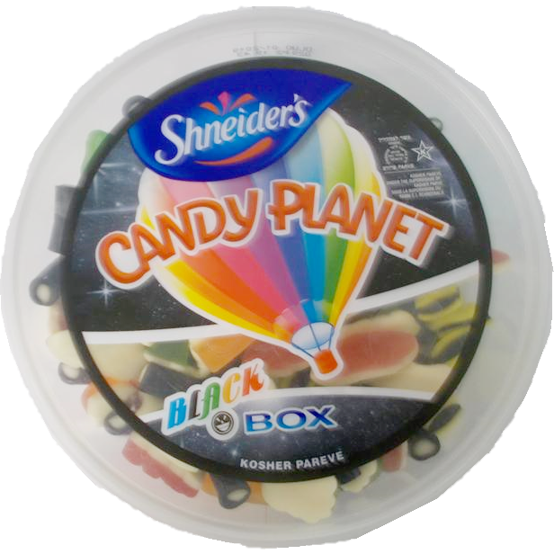 Candy Planet Black Box 475G