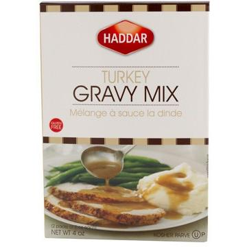 Haddar Gravy Mix Turkey 113G