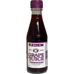 Kedem Concord Grape Juice 187Ml