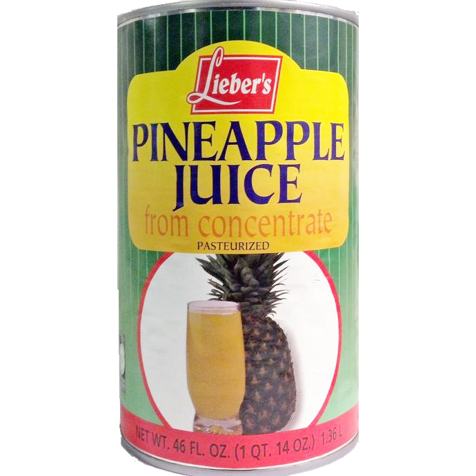 Liebers Pineapple Juice 1.36L