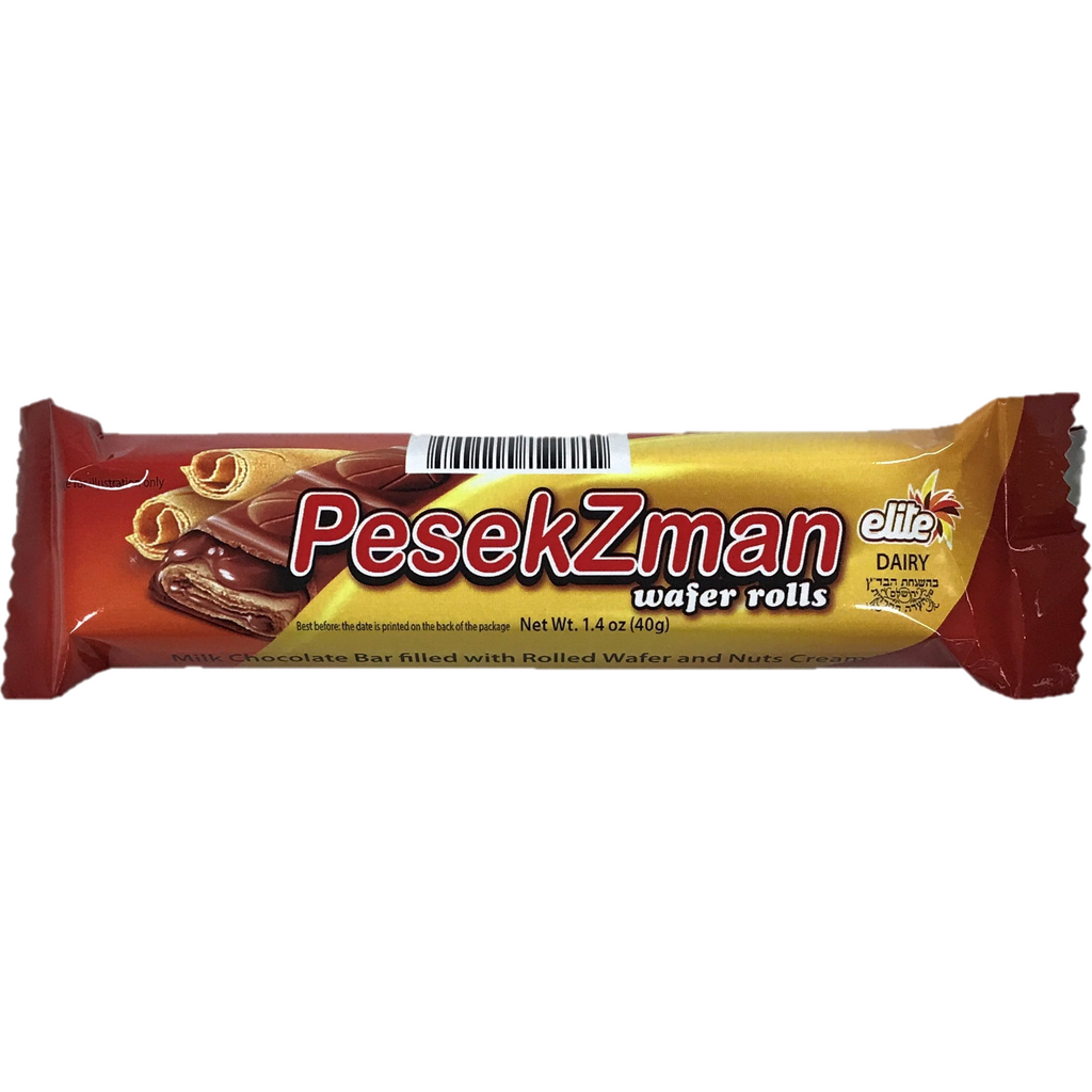 Elite Pesek Zman Wafer Roll 40G