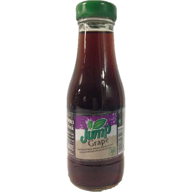 Jump Grape Drink 330ml