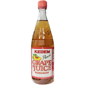 Kedem Peach Grape Juice 650Ml