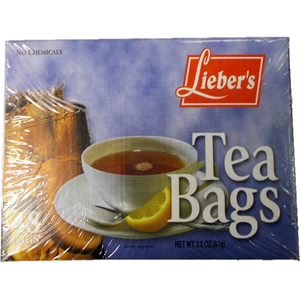 Liebers Tea Bags 48 Pack