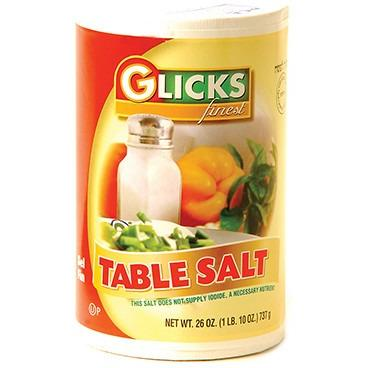 Glicks Table Salt 735G