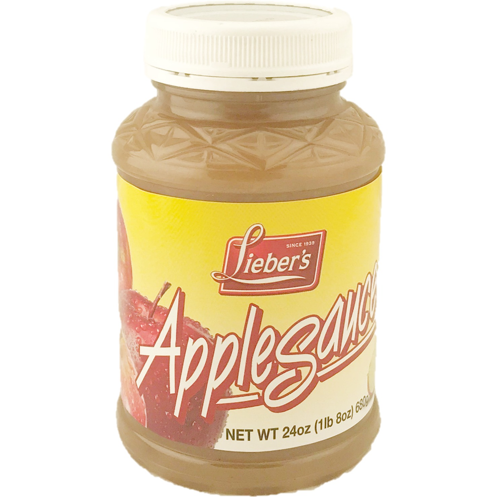Liebers Apple Sauce Klp 680G