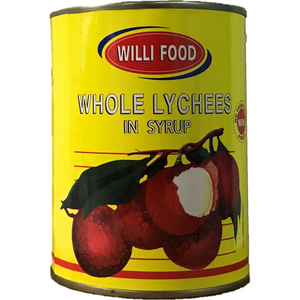 Willi Food Lychees In Syrup 500G
