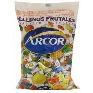 Arcor Assorted Fruit Candy 470Gr