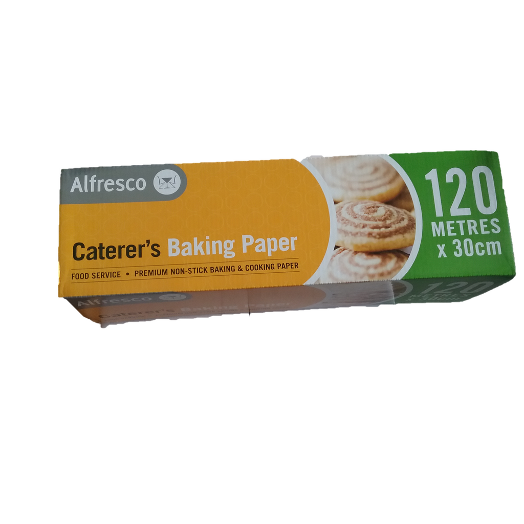 Alfresco Baking Paper 30cm x 120 Metres