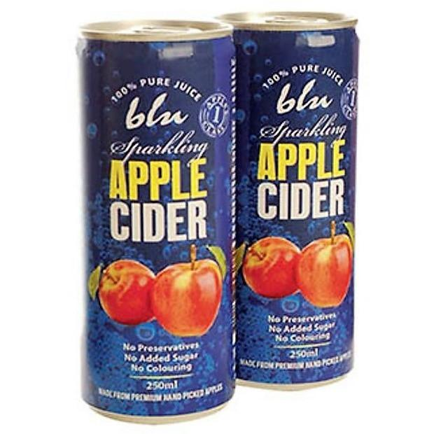 Blu Apple Cider Non Alcoholic 250Ml
