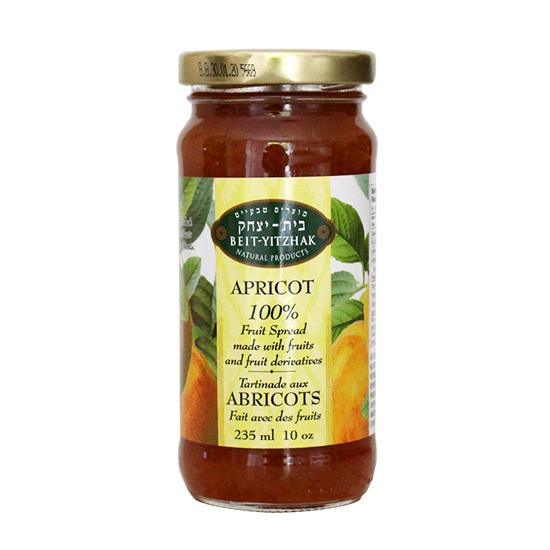 Beit Yitzhak Natural Jam Apricot 235ml
