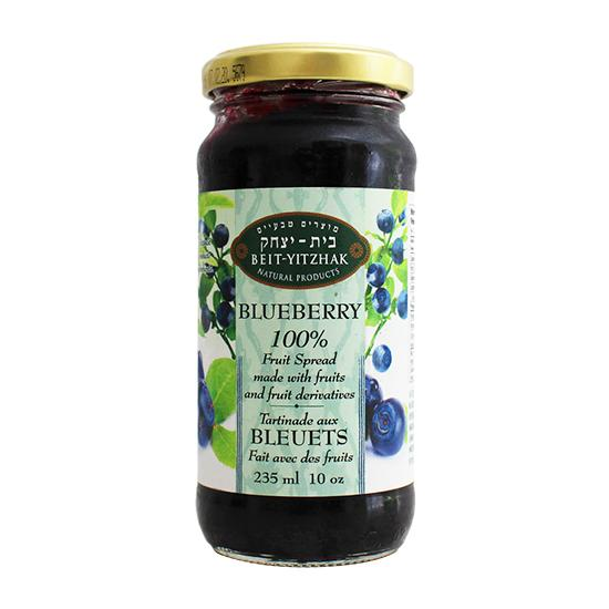 Beit Yitzhak Natural Jam Blueberry 235ml