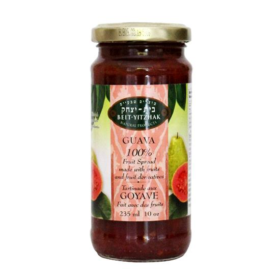 Beit Yitzhak Natural Jam Guava 235ml