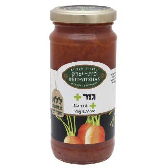 Beit Yitzhak Natural Veg & More Carrot Jam 235ml