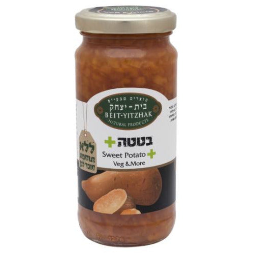 Beit Yitzhak Natural Veg & More Sweet Potato Jam 235ml