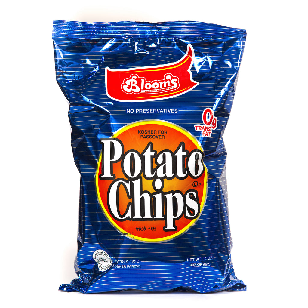 Blooms Potato Chips 396Gr
