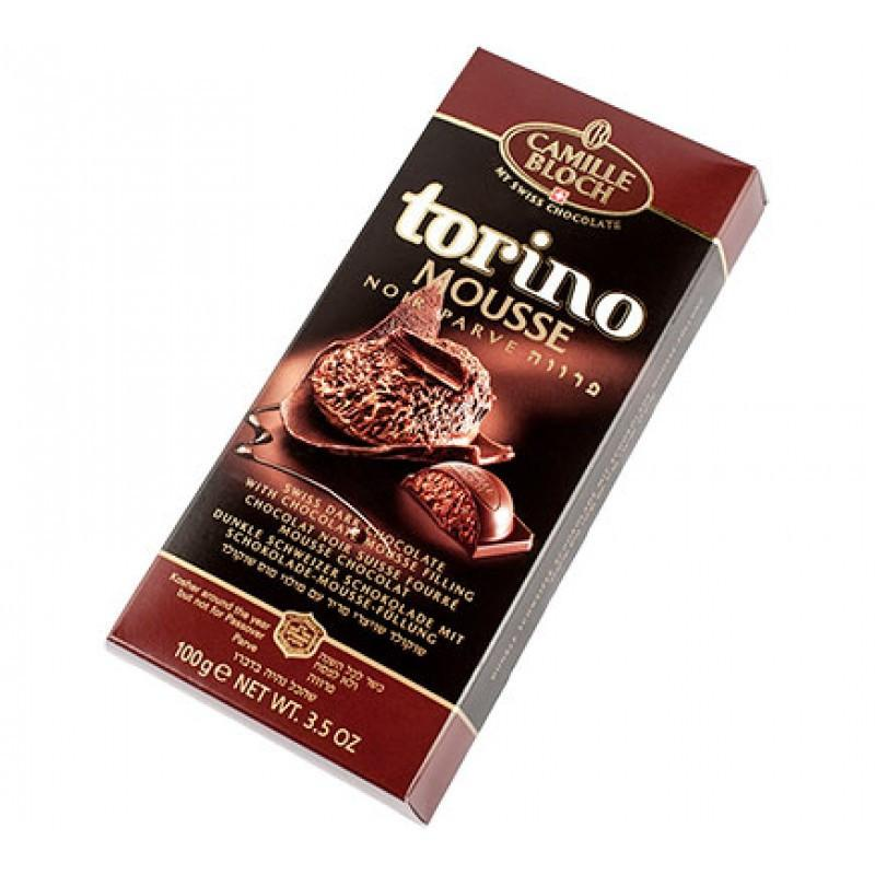 Camille Bloch Torino Mousse Dark Chocolate 100G