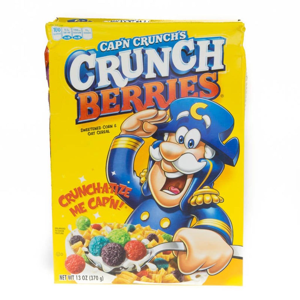 Cap'n Crunch Berries 370g