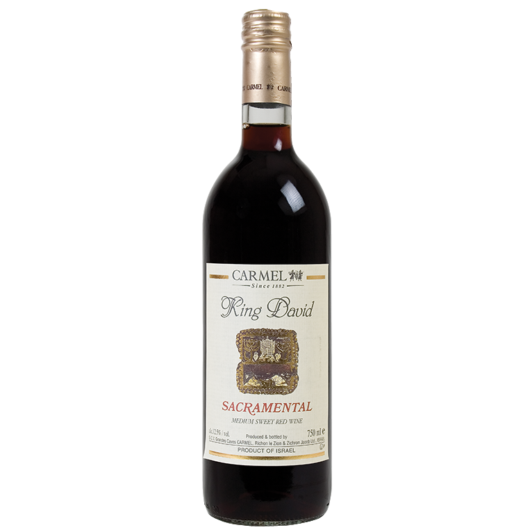 Carmel King David Sacramental Wine 750ml