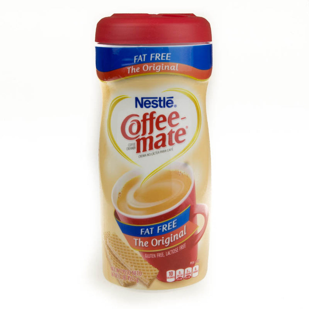Coffee Mate Fat Free Original 454gr