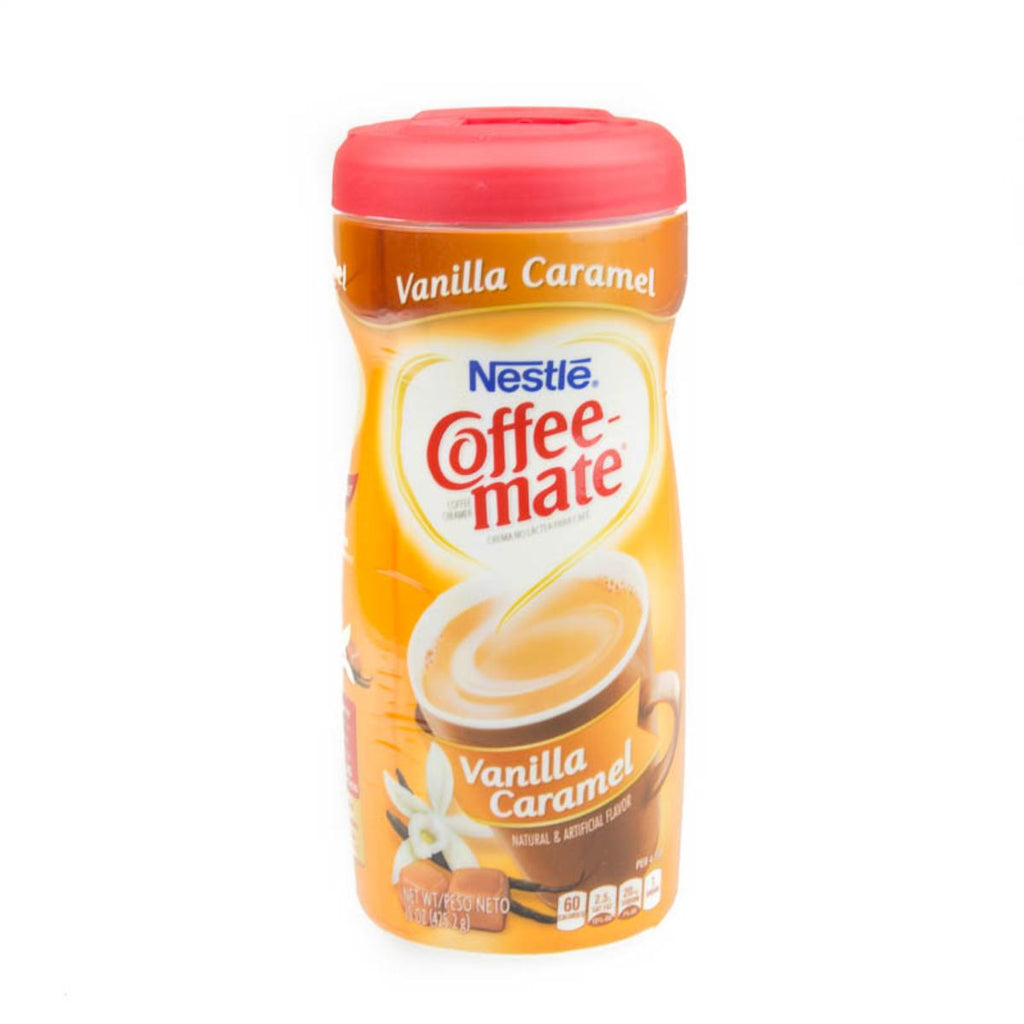 Coffee Mate Vanilla Caramel 425g