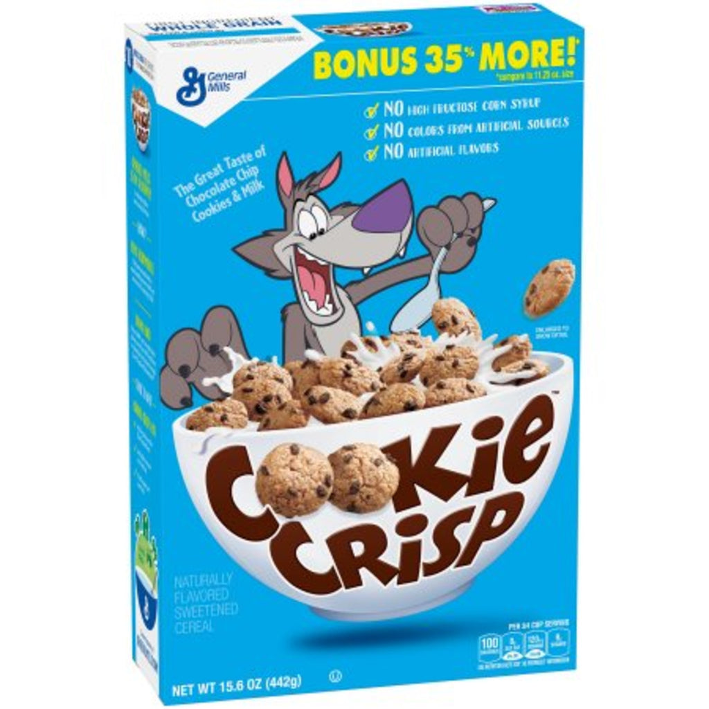 Cookie Crisp Cereal 442g