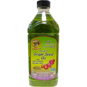 Dela Rosa Grapeseed Oil 2L