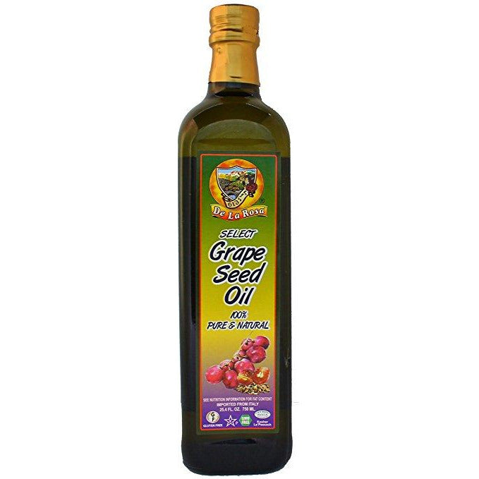 Dela Rosa Grapeseed Oil 750Ml
