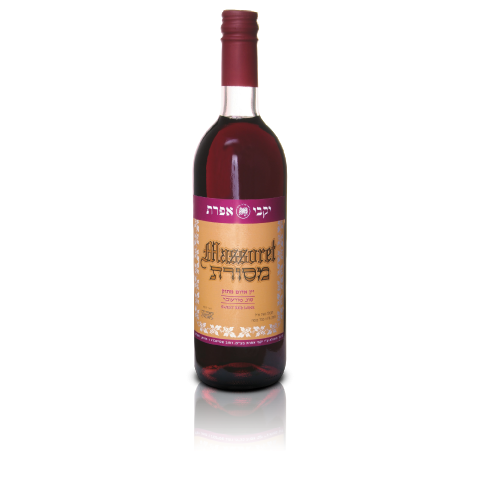 Efrat Massoret Sweet Kiddush Red Wine 750Ml