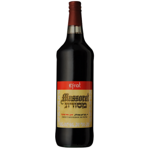 Efrat Massoret Sweet Red Kiddush Wine 1Lt