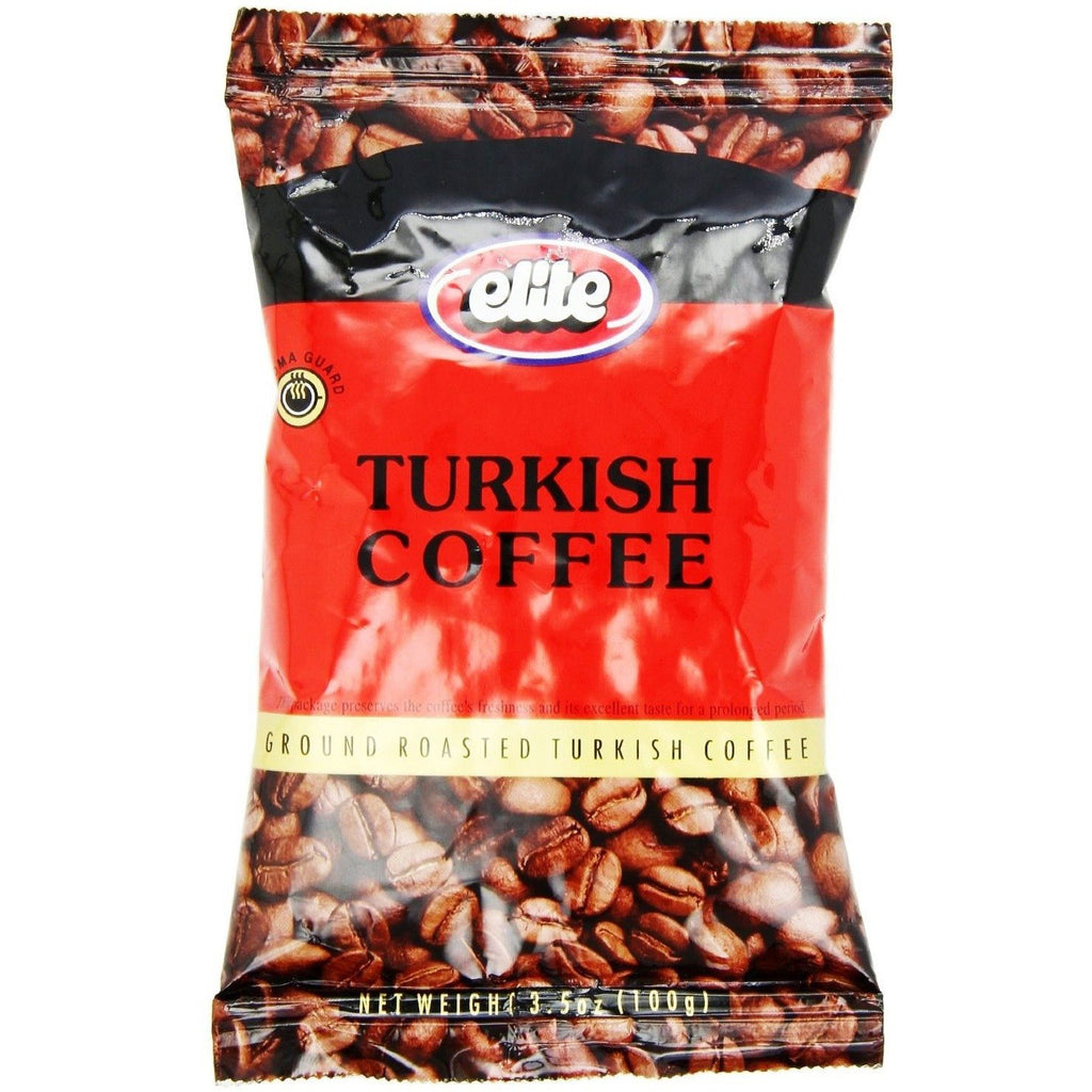 Elite Turkish Coffee 100G