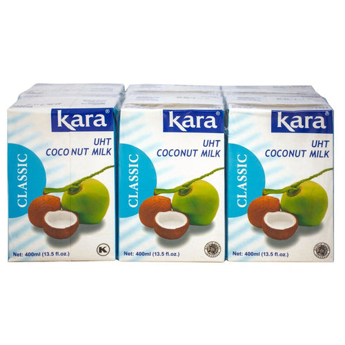 Kara Coconut Milk 6 x 400ML