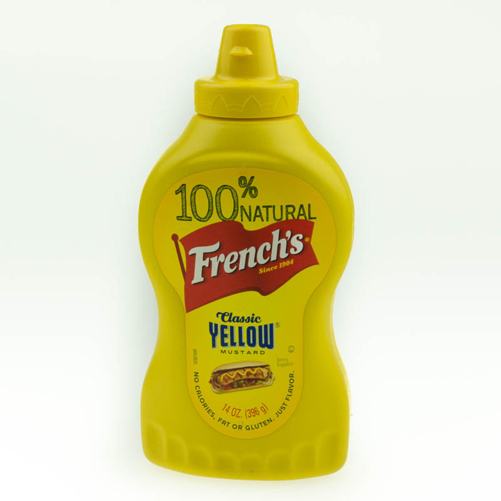 French's Classic Yellow Mustard 396gr