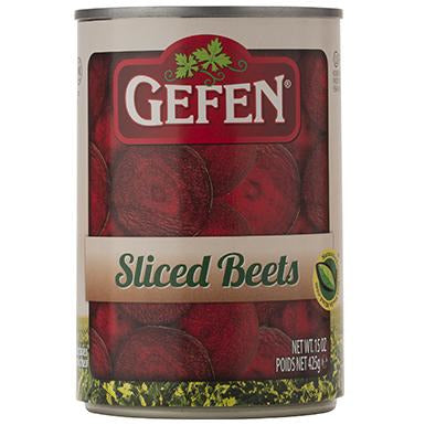 Gefen Beetroot Sliced 425Gr