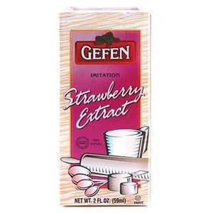 Gefen Extract Strawberry 59Ml