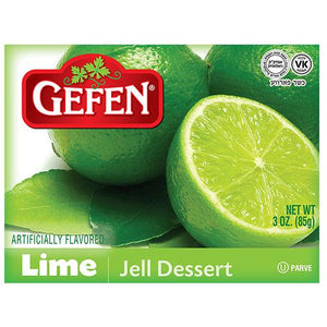 Gefen Jelly Lime 90G