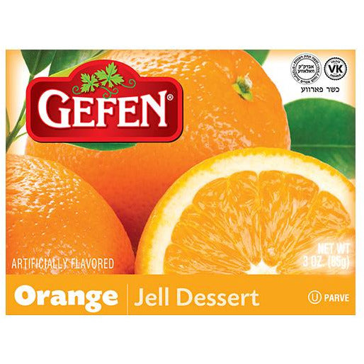Gefen Jelly Orange 90G