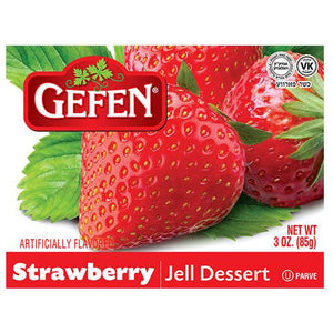 Gefen Jelly Strawberry 90G